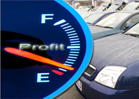 Profits on late plate used cars an endangered species