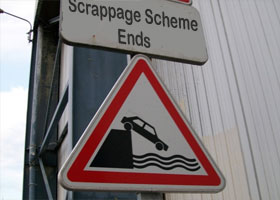 Scrappage - what happens next?