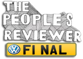 VW Tiguan – The People's Reviewer – Final voting